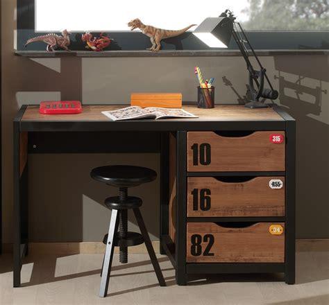 bureau pour ados chambre bois massif adulte