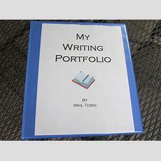 Writing Portfolios  Theroommom