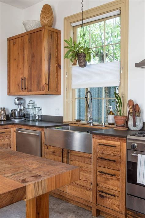 brown kitchen sinks shena and george s formerly blighted beautifully salvaged 1835