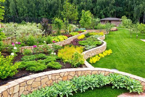 Backyard Garden Florist by 101 Backyard Landscaping Ideas For Your Home Photos