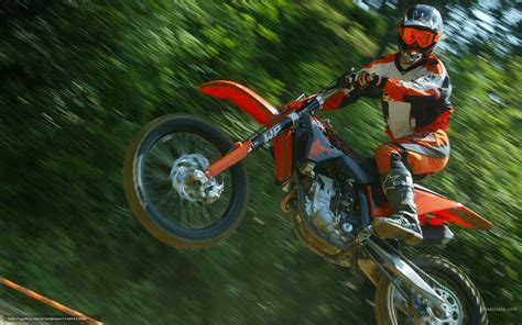 Download Wallpaper Ktm, Motocross Sx, 250 Sx-f, 250 Sx-f