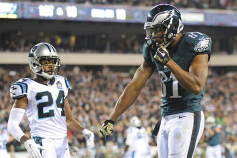 eagles  panthers full carolina game preview bleacher
