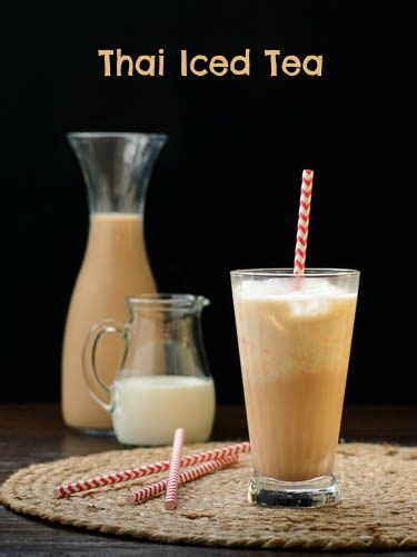 thai iced tea recipe coconutty thai iced tea recipe dishmaps