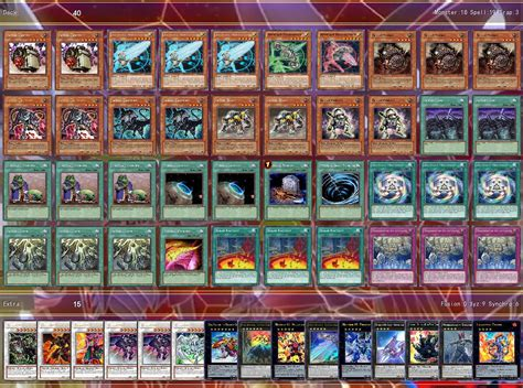 scrap artifacts tier 1 yu gi oh tcg ocg decks