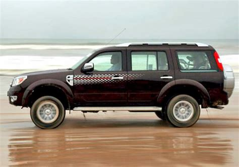 ford endeavour  prices specification  review