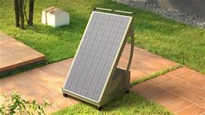 pyppy das solar panel fur garten und balkon With französischer balkon mit solar standlaternen für den garten