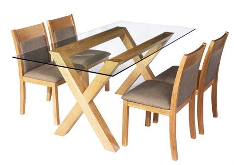 chaise en chene chaises pour table en verre meilleures images d