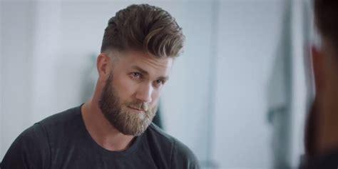embarrassing video reveal bryce harpers hair