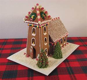 Dicken's Village Gingerbread Church No Shortcuts