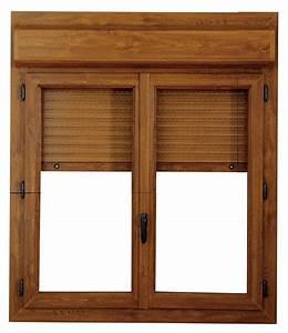 fenetre porte fenetre pvc alta twin coffre volet With volet porte fenetre bois
