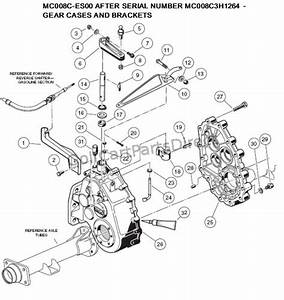 Gas Club Car Transaxle Parts Diagram