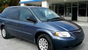 2002 Chrysler Voyager Mini Van Charleston Used Cars South ...