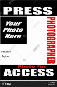press pass template wwwpixsharkcom images galleries With media pass template