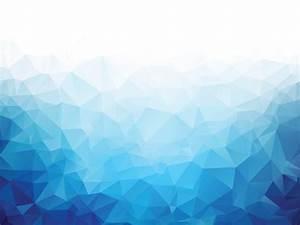 Geometric Blue Ice Texture Background premium clipart