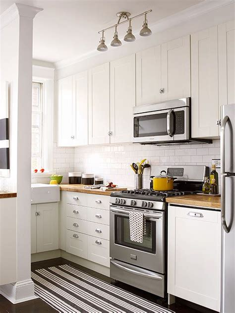 kitchen ideas with white cabinets white kitchen ideas for small kitchens rapflava Small