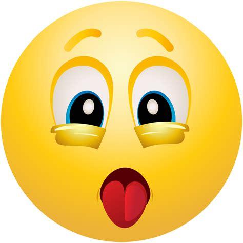 Emoji Clipart Exhausted Emoticon Emoji Clipart Info
