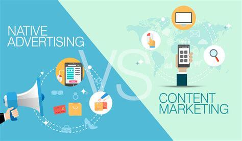 marketing and advertising pka marketing advertising vs content marketing