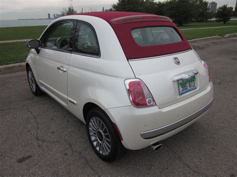 2012 Fiat 500c by 2012 Fiat 500c Drive And Review By Larry Nutson