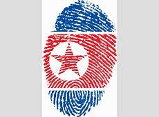 North Korea Flag Fingerprint · Free image on Pixabay