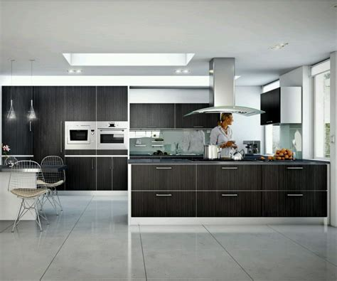 Modern Homes Ultra Modern Kitchen