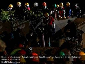 PPT - Magnitude Earthquake Rattles Mexico City PowerPoint ...