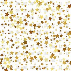 Gold star seamless pattern background Royalty Free Vector ...