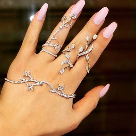 indian wedding ring finger best 25 hand jewelry ideas on pinterest hand