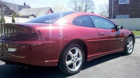 automotive air conditioning repair 2001 dodge stratus seat position control purchase used 2002 dodge stratus r t coupe 2 door 3 0l 5 speed manual no reserve in bay shore