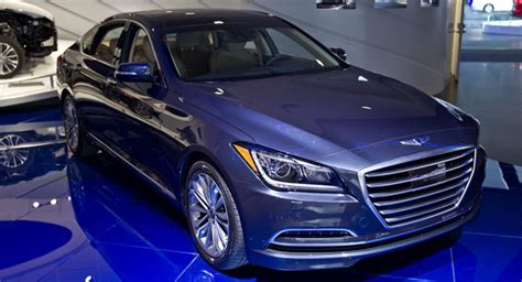 New  Hyundai Genesis To Preserve Sub  Ee   Ee   Sticker Price