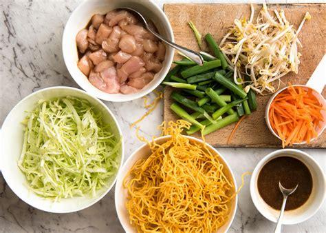 what is chicken chow mein proper chicken chow mein recipetin eats