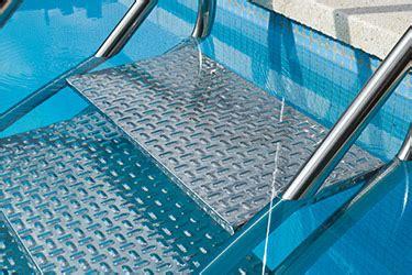 echelle escalier inox easy access avec courante