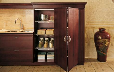portes placards cuisine les portes de placard pliantes pour un rangement joli et