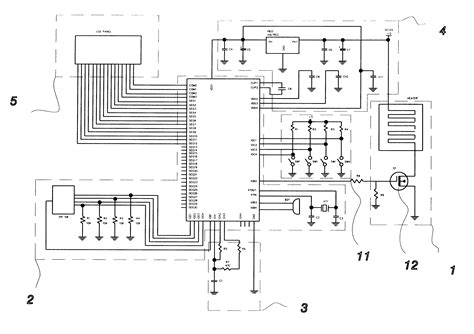 Wiring For Electric Blanket by Patent Us6563090 Electric Heating Blanket