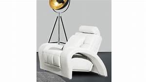 Fauteuil Design Blanc : fauteuils design cuir fauteuil vratsa au design ~ Teatrodelosmanantiales.com Idées de Décoration