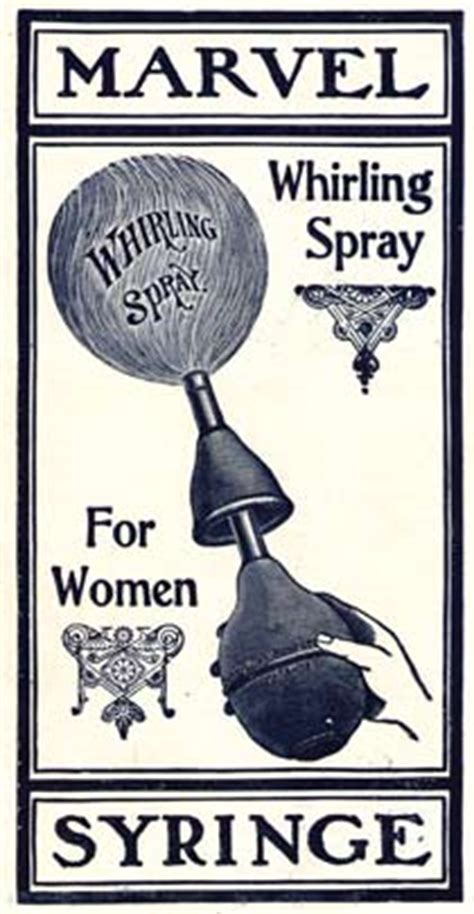 history  contraception douching  spermicides