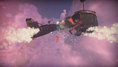 Adrift Worlds Skyship Community Crafted Mmo Multiplayer
