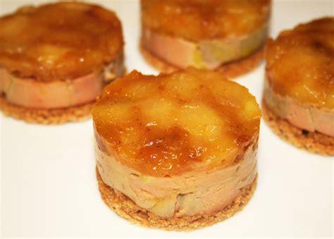 cuisine foie gras la cuisine de bernard mini quot tatins quot de foie gras