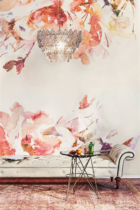 mural wallpapers  add drama   space brit