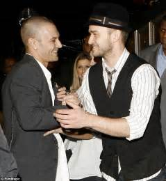 Britney Spears39 Exes Justin Timberlake And Kevin Federline Hang Out Together Daily Mail Online