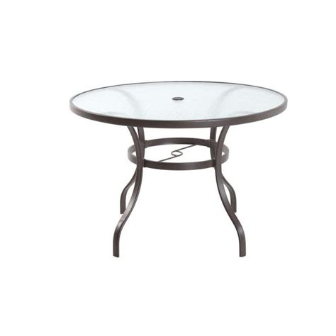 hton bay patio table replacement glass hton bay