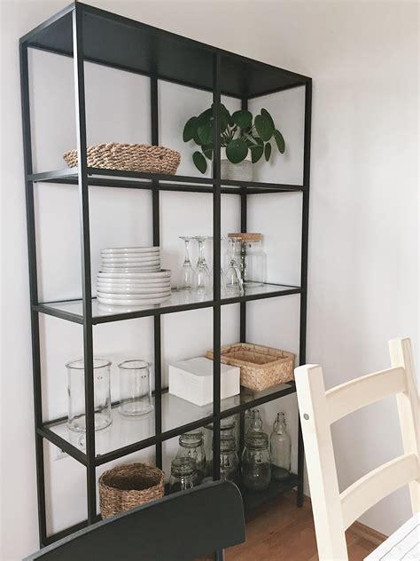 Ikea Küchenregale Metall by K 252 Chenregal Ideen Lass Dich Inspirieren