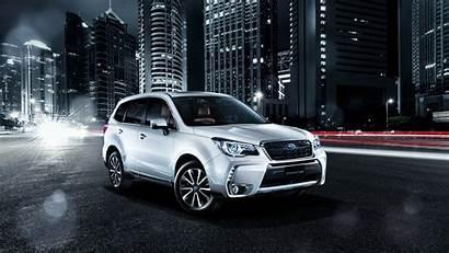 Subaru Forester Wallpapers Night Crossover 4k 1080