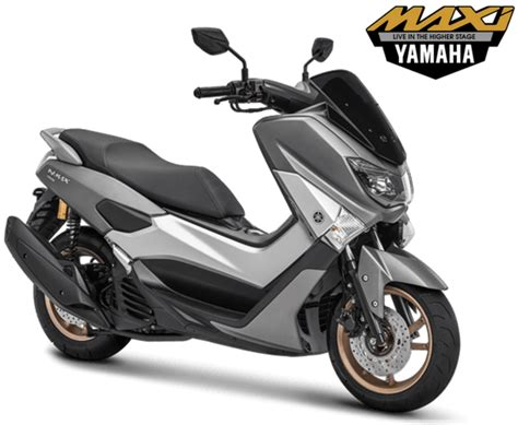 Launching Yamaha Nmax Facelift 2018