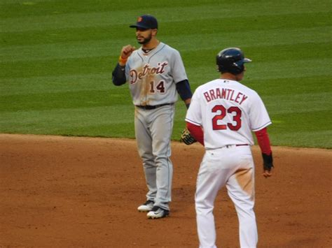 Cleveland Indians exercise options on Michael Brantley ...