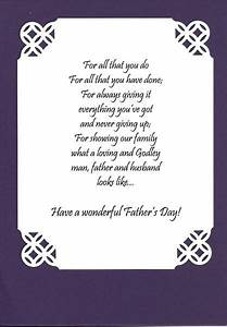 inside of Father's Day card | Cards | Pinterest | Fathers ...