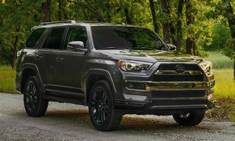 2019 Toyota 4runner News by Toyota Launches Changes With 2019 4runner Insider Car News