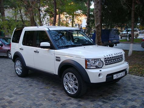 Land Rover Discovery Picture by 2009 Land Rover Discovery Pictures 3000cc Diesel