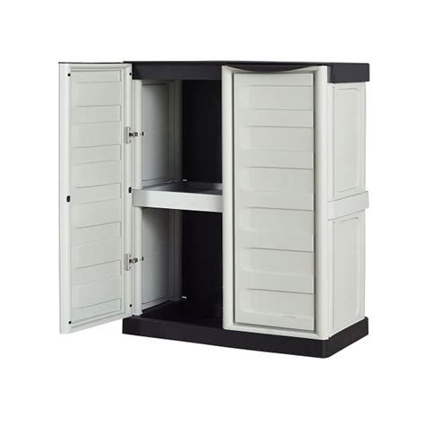 Plastic Storage Cupboards by Plastic Utility Cupboards Garden Storage From Bigdug Uk