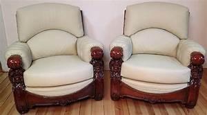 Sessel Sitzhöhe 60 Cm : restauriertes sesselpaar aus nussbaum epoche 20iger ~ A.2002-acura-tl-radio.info Haus und Dekorationen