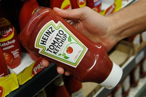 Worldwide Squeeze on Ketchup Forces Heinz to Declare a ...